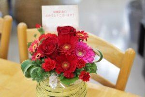 結婚記念日への贈り物