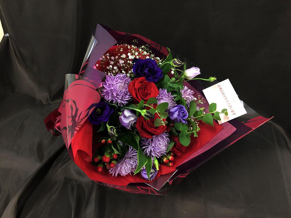 お祝い花束2
