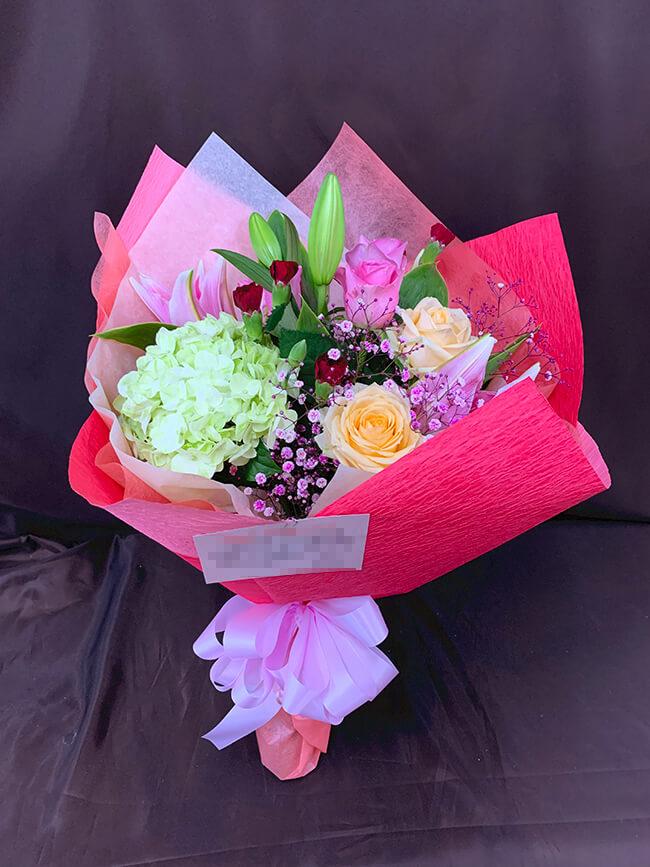 お祝い花束5