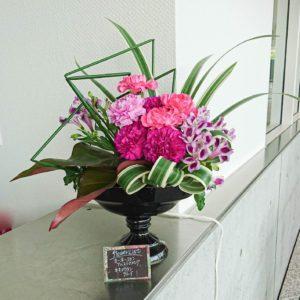 【事例紹介】企業様へ毎週お届けの定期花